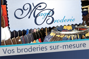 Magic Broderie encart