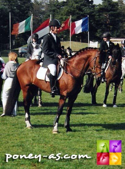 Jordan Schoch et Machno Carwyn, photo Pauline Bernuchon