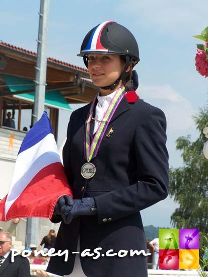 Chloé Deschamps, photo Pauline Bernuchon