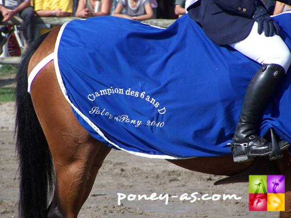 finale 6 ans D - Sologn'Pony 2010