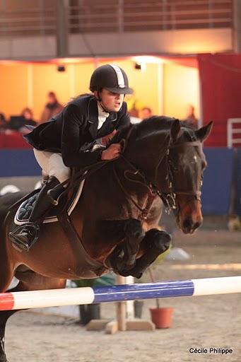 Grand prix de cso de st l 29 et 30 janvier 2011 poney as - Aurore philippe ...