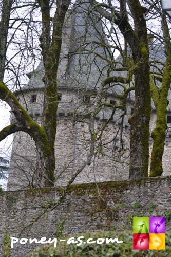 Château de Pompadour - ph. Pauline Bernuchon