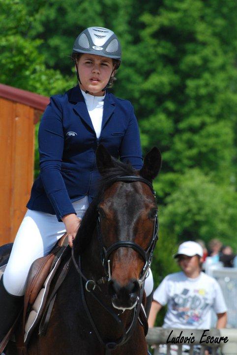 Prescila Subtil et Licia s'imposent dans le Grand Prix des As - ph. Ludovic Escure