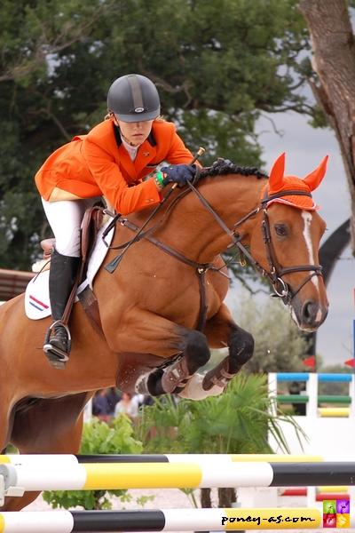 Amber Fijen et Winning Mood - ph. Camille Kirmann