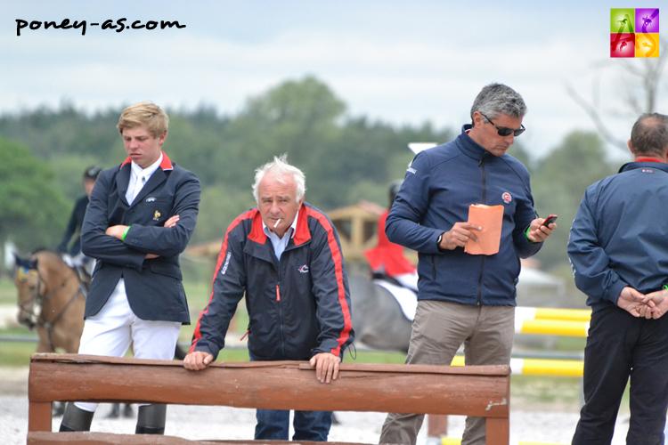 Bastien Théotime, Jacques Couderc et Olivier Bost - ph. Pauline Bernuchon