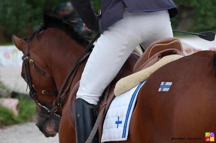 Elena et Adalmina, finlandaises de bout en bout ! - ph. Camille Kirmann