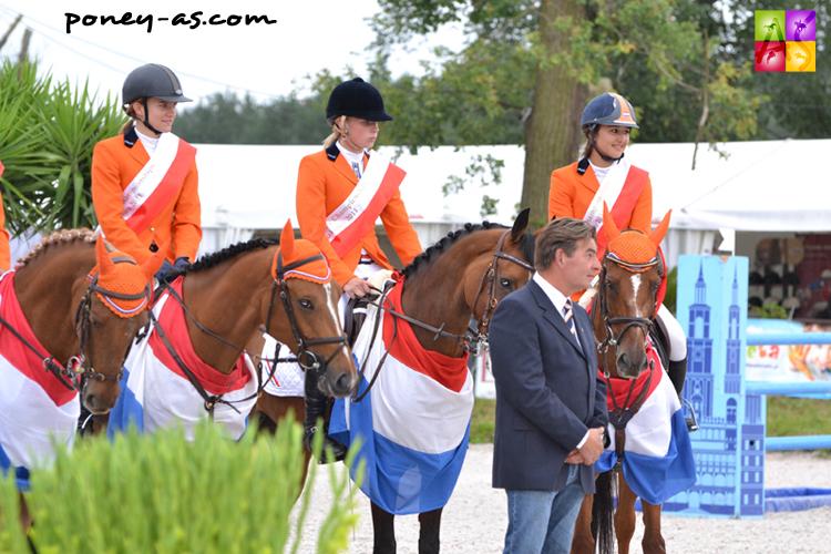 12 partants dans le GP du CSIP de Roosendaal, aux Pays-Bas - ph. Pauline Bernuchon