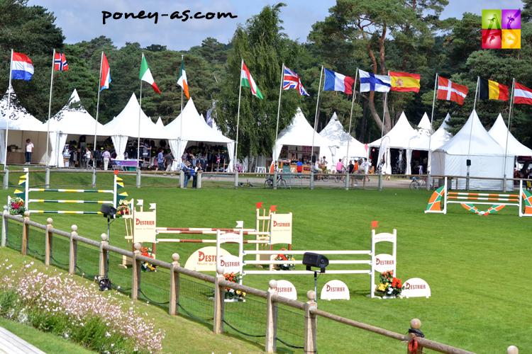 Lancement des championnats d'Europe 2012 ! - ph. Pauline Bernuchon