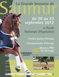 Saumur 2012