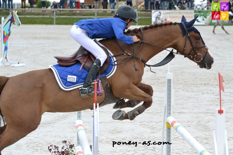 poney 1 cso