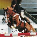 Vison et Céline Frey en Grand Prix - ph. Coll. privée
