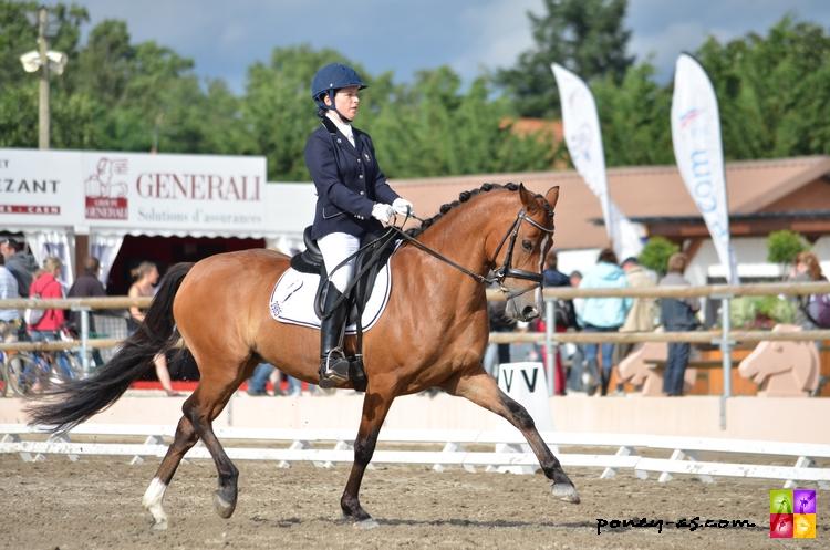 Auparavant, le couple avait été sacré champion de France des As en 2012 - ph. Camille Kirmann