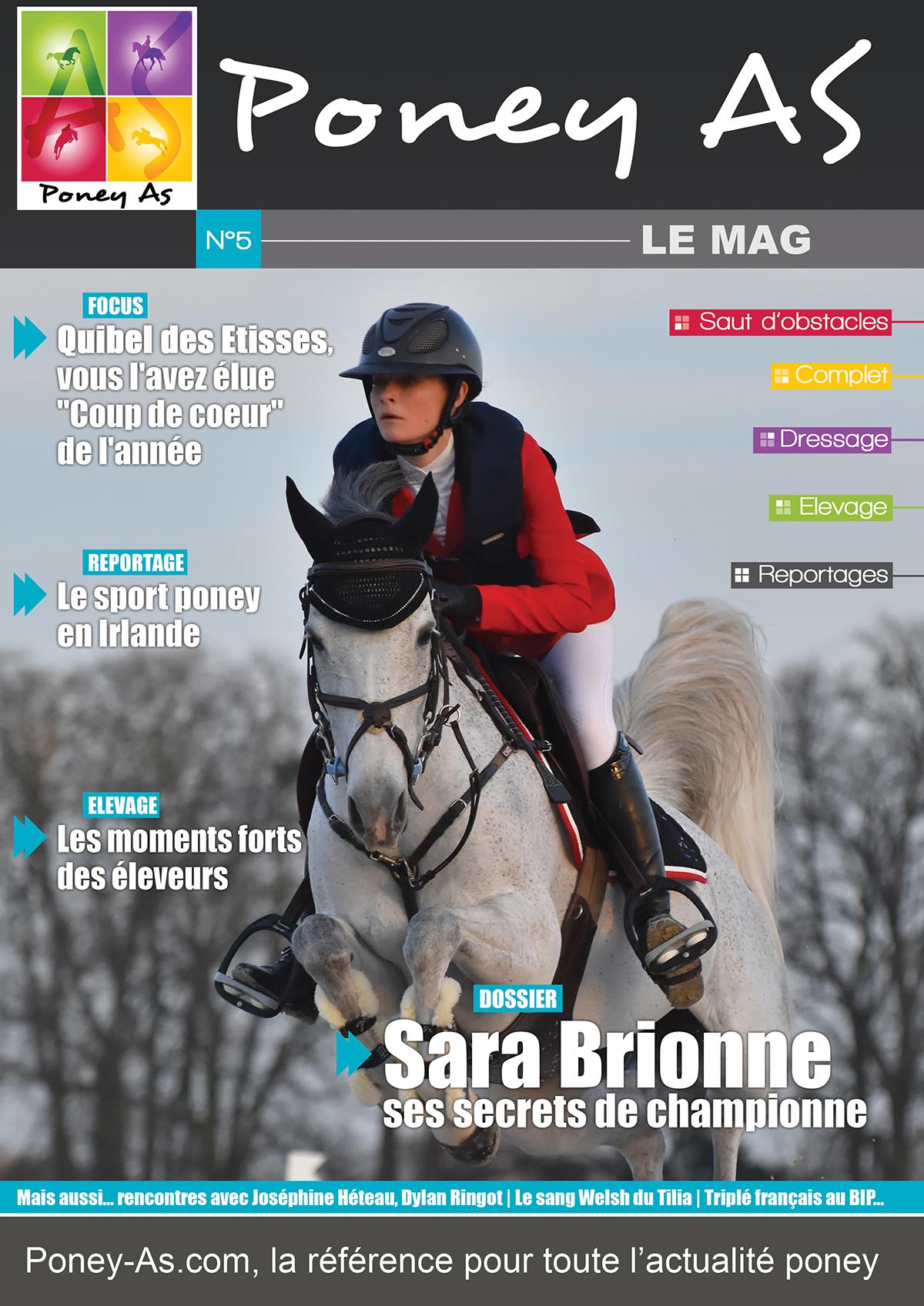 Poney As, le Mag n°5