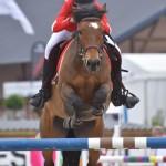 Margaux Courdent et Un Champion Delalande - ph. Camille Kirmann