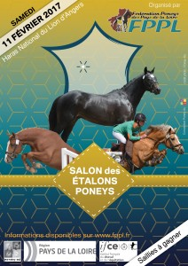 Salon des Etalons Poneys FPPL 2017