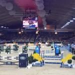 L'arène du Jumping Mechelen - ph. Melissa Tapon