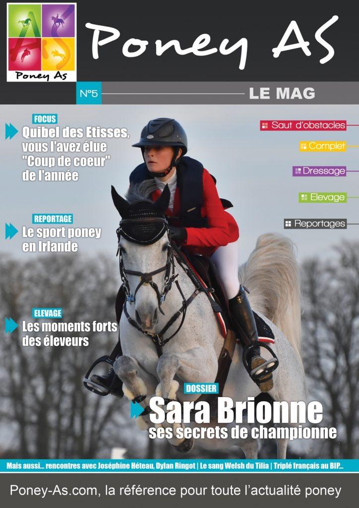 Le Mag n°5 de Poney As