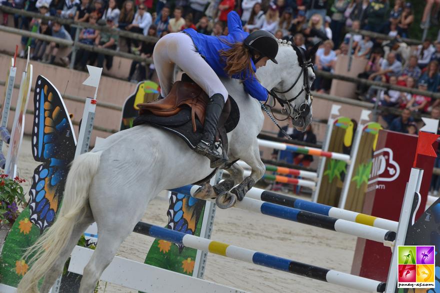 3e, Victoria Eude et Team Leam des Graves - ph. Pauline Bernuchon