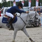 Camille Favrot et Uhelem de Seille, Generali Open de France - ph. Poney As