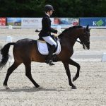 Hanna Iván (Hun) et Equestricons Epiascer - ph. Pauline Bernuchon