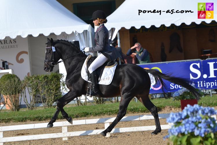 Under Cover Fast et Cynthia Bonzy - ph. Pauline Bernuchon