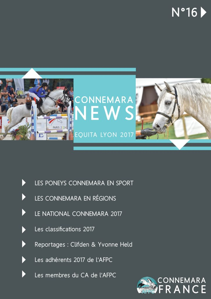 Connemara News AFPC Poney As