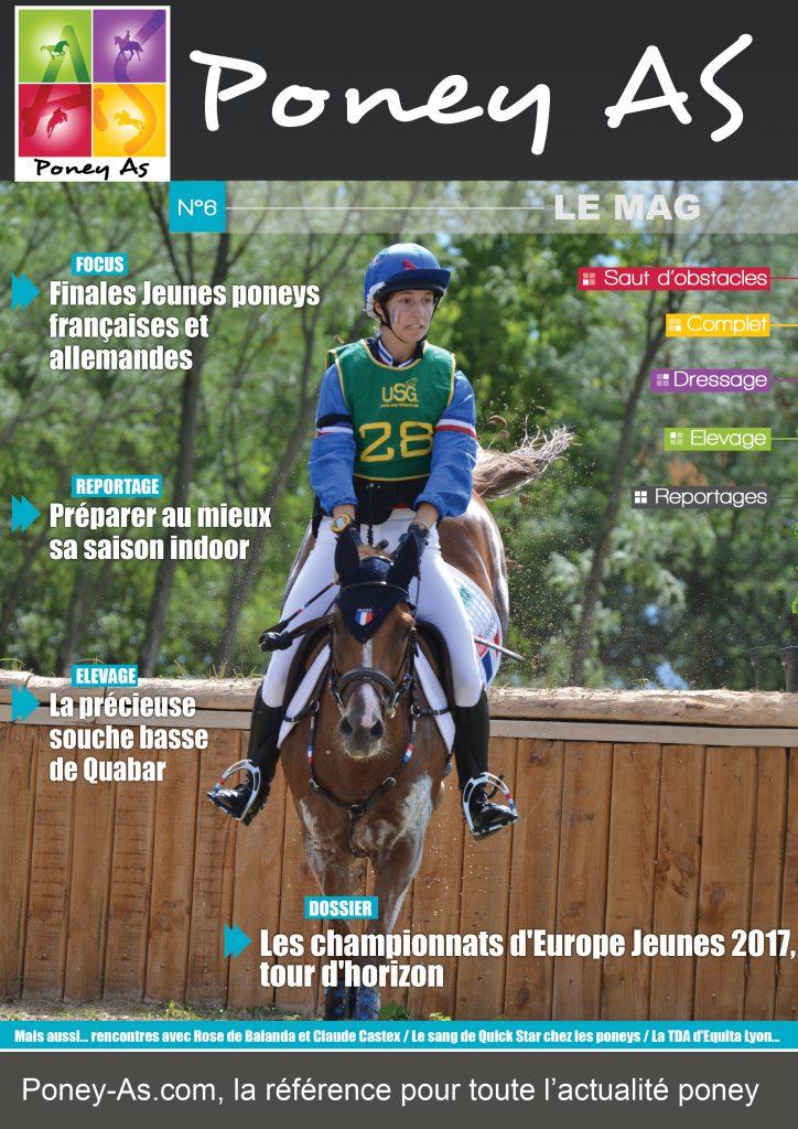 Poney As, le Mag n°6