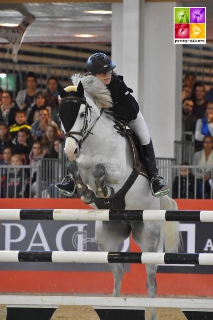 CSO poney as equita lyon