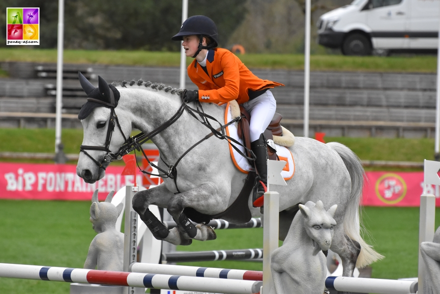 nations cup fontainebleau BIP 2018