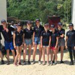 Equipe de France du CCIP de Pallaure - ph. coll. privée