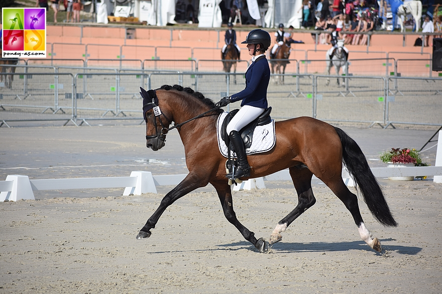 Lou Morali et Swyn Barrade - ph. Poney As