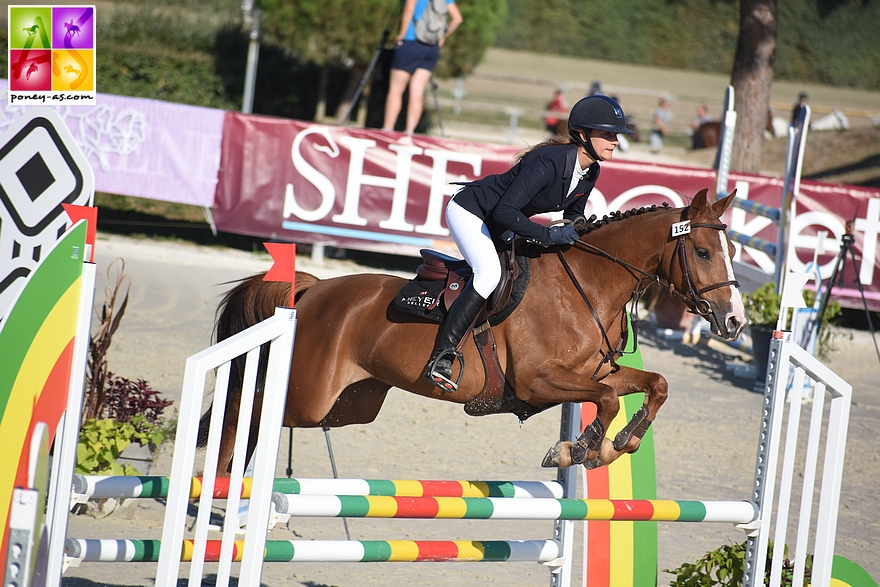 13e - Electre d'Elb et Marion Bondon - ph. Poney As
