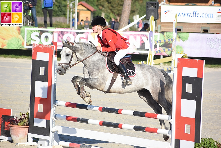 14e - Elzevir d'Emery et Aubane Drocourt - ph. Poney As