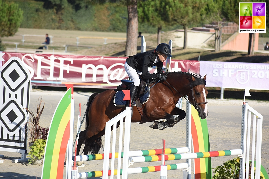 2e - Ego du Pech et Julie Valade - ph. Poney As