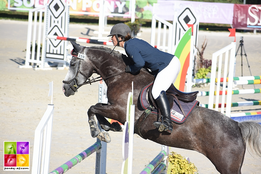 8e - Enjy de Senna et Delphine Caseau - ph. Poney As