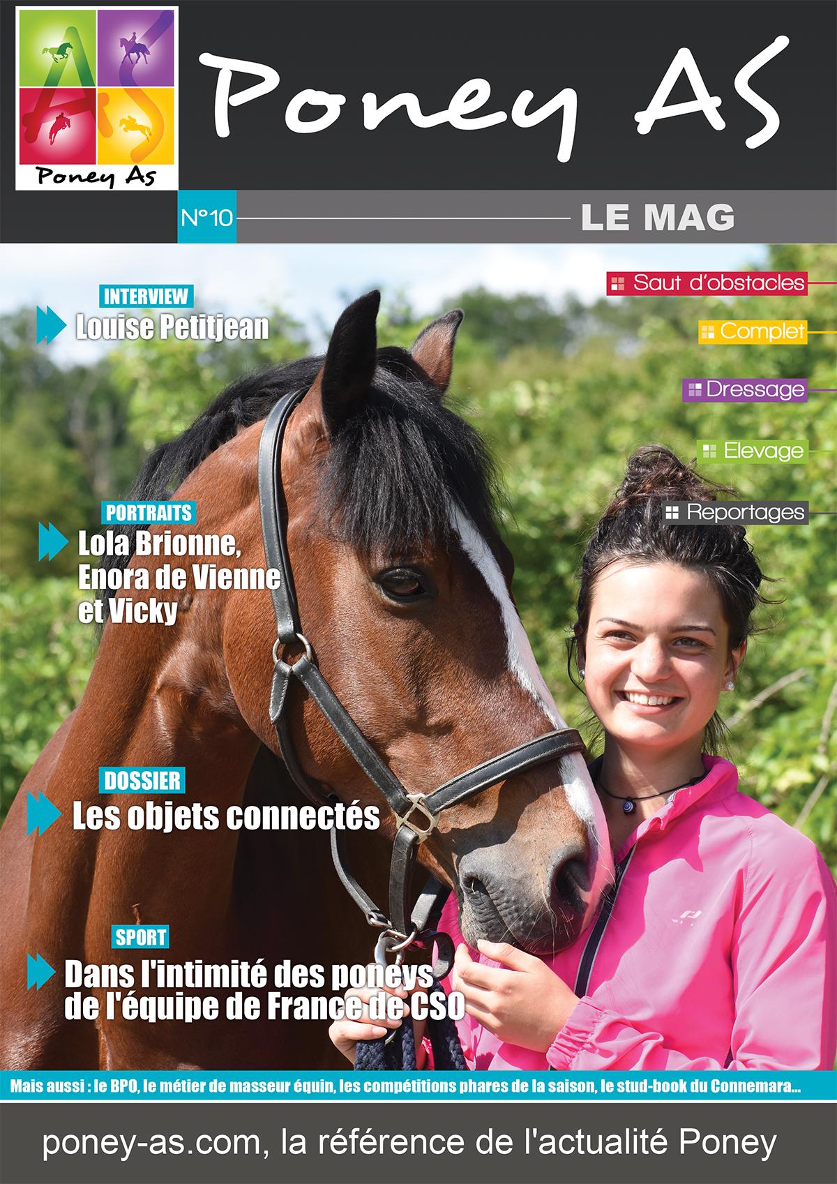 Mag Poney As n°10