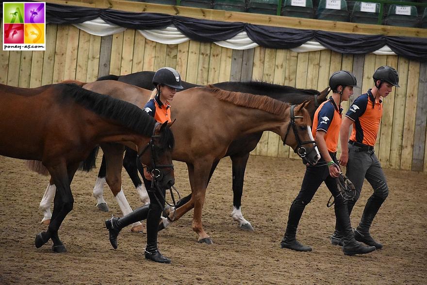 Team Nederland Jumping - ph. Poney As