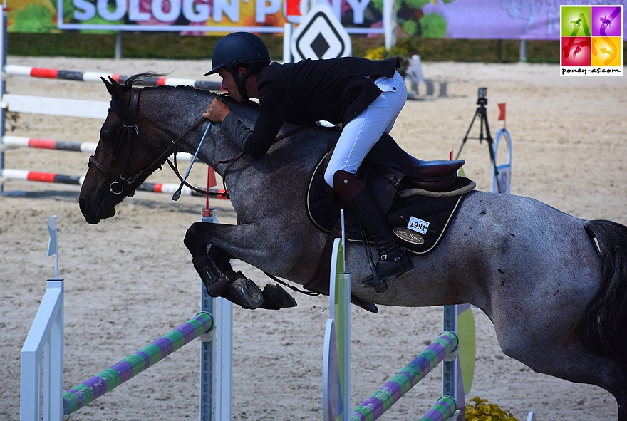 10e - Antoine Robert et Bulgarie - ph. Poney As