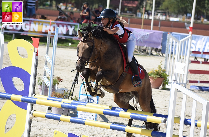 7e - Charlotte Slosse et Boticelli de Rohan - ph. Poney As