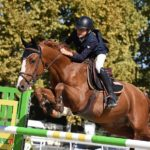 Engagés sur leur premier Grand Prix à Cluny, Jules Papaian Roche et Barabbas du Ponthouar y ont remporté l'As Excellence - ph. Poney As