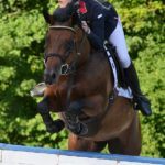Lily Freeman-Attwood (gbr) et Valmy de Treille - ph. Poney As