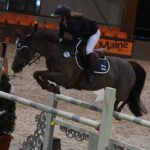 Romane Orhant et Aquina d'Elle - ph. Poney As