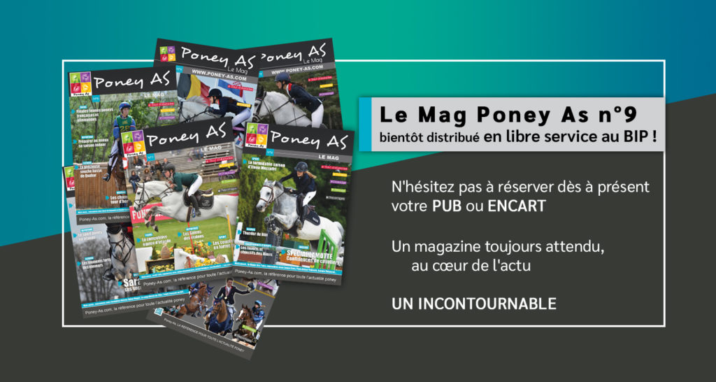 Magazine Poney As