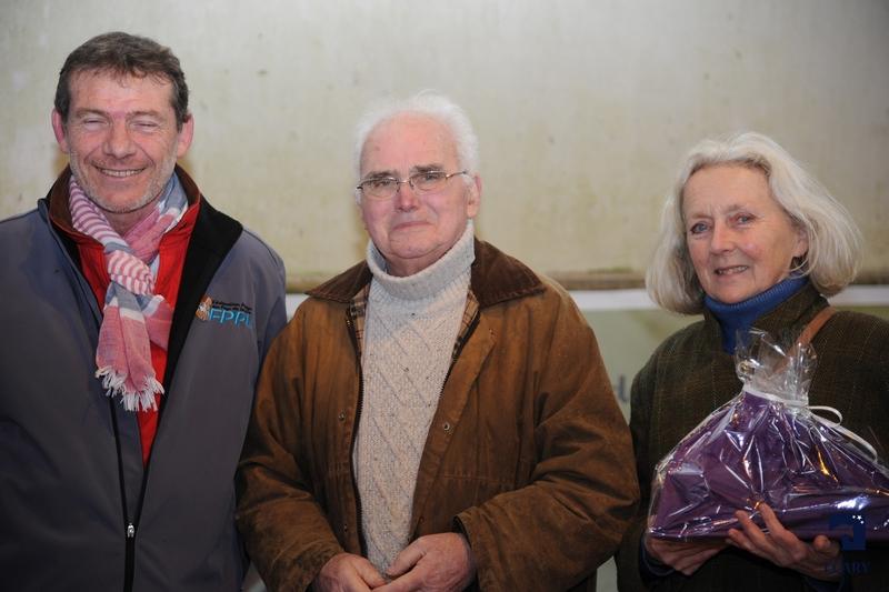 Christine et Jean-François Marès, élevage de l'Aulne - ph. Agence Ecary