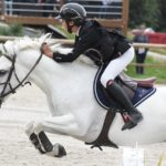 Nohlan Vallat et Urlevent d'Hurl'Vent - ph. Poney As