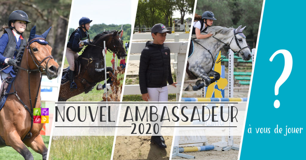 ambassadeur Poney As 2020