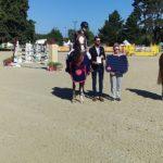 Isabel Roepel et Anouck remportent les 3 épreuves majeures du CSIP de Jardy - ph. Sandrine Febvet