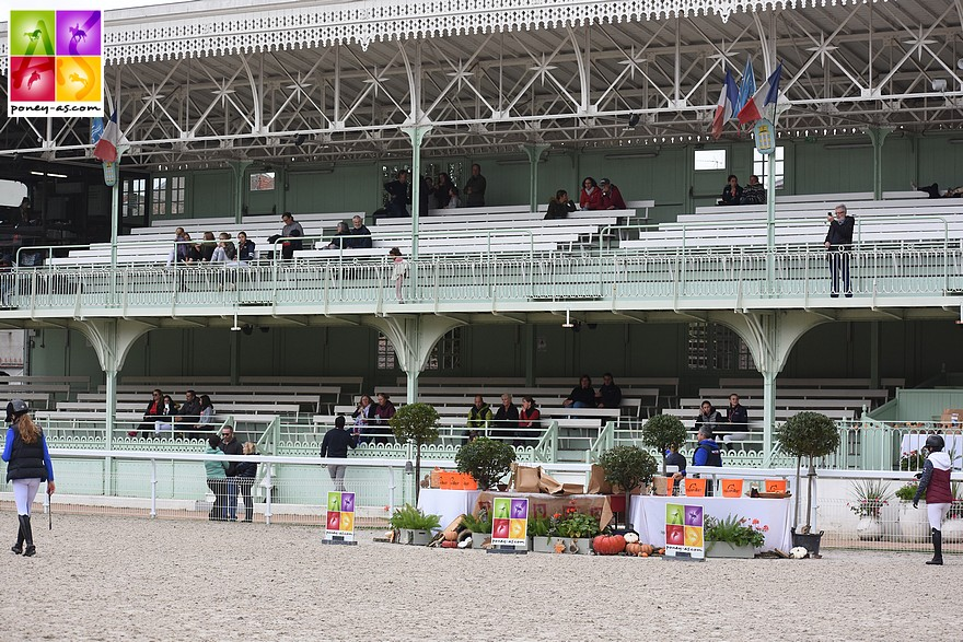 Le Stade Equestre du Sichon et ses tribunes conçues par Gustave Eiffel - ph. Poney As