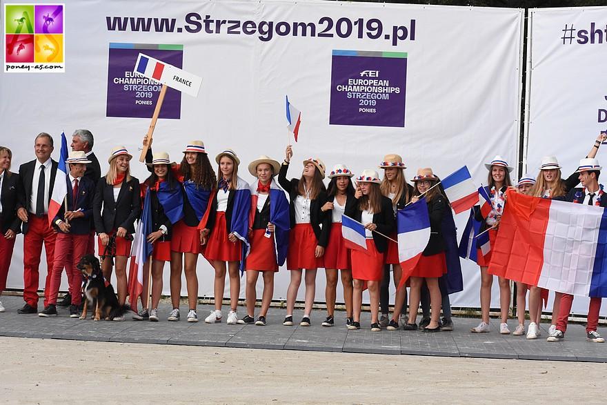 Comme en 2019, les championnats d'Europe Poneys se tiendront à Strzegom en 2020, 2021 et 2022 - ph. Poney As