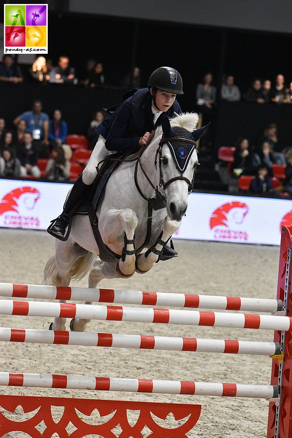 Mathis Vallat et Udix d'Isky – ph. Poney As